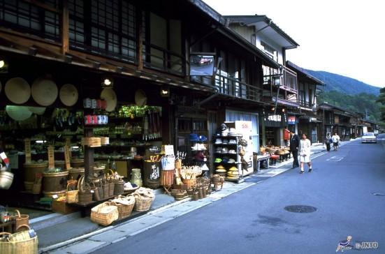 Narai-juku historic town ©Nagano Prefecture/©JNTO