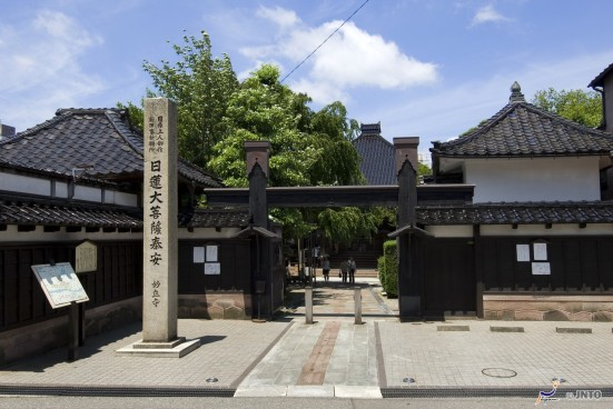 Myoryuji © Kanazawa City/© JNTO