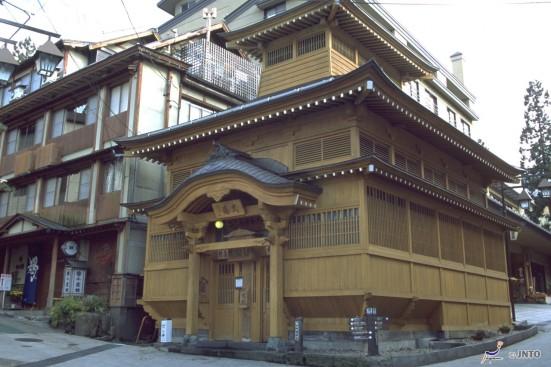 Nozawa Onsen ©Nagano Prefecture/©JNTO