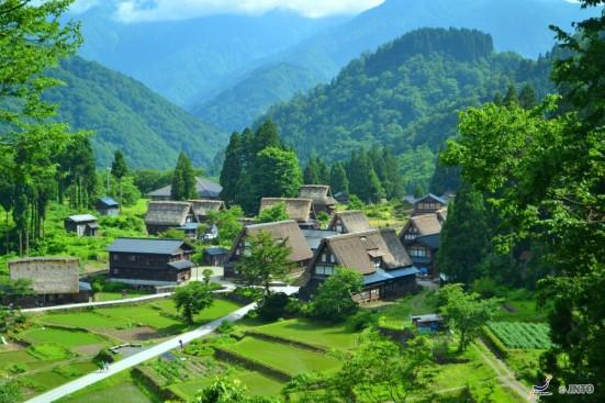 Gokayama ©Gokayama tourist office/©JNTO