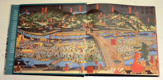 Cool Evening at Shijogawara during the Gion Festival in the Imperial Capital, Utagawa Sadahide, 1859