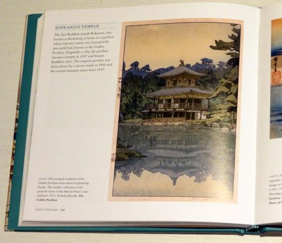 The Golden Pavilion, Yoshida Hiroshii, 1933
