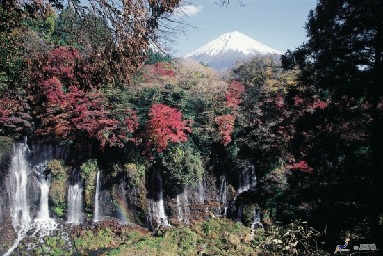 Shiraito Falls ©JNTO