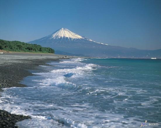 Miho Coast ©JNTO