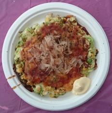 Okonomiyaki from OKAN