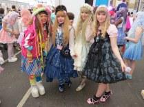 Fashionable ladies!