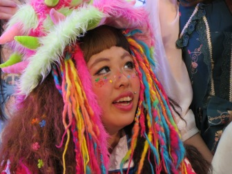 Rainbow decora?