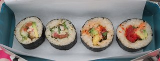 Sushi from Maki