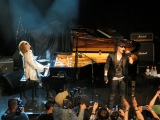 Yoshiki x Toshi from X Japan at HYPER JAPAN Festival