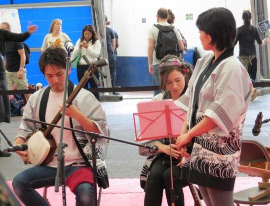 SOAS Min'yo Group featuring Hibiki Ichikawa & Akari Mochizuki