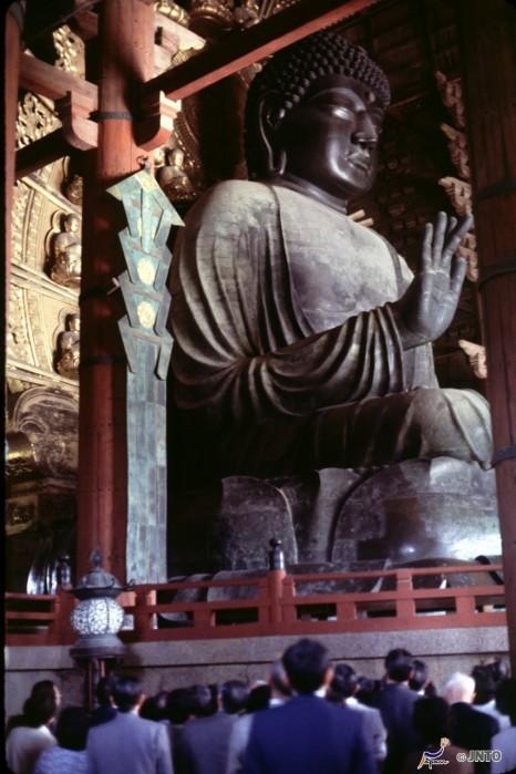 The Great Buddha at Nara ©JNTO