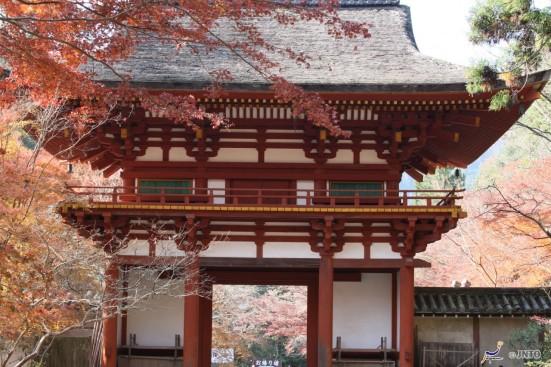Gate of Kasuga Taisha Shrine ©Yasufumi Nishi/©JNTO