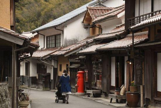 Omori Town