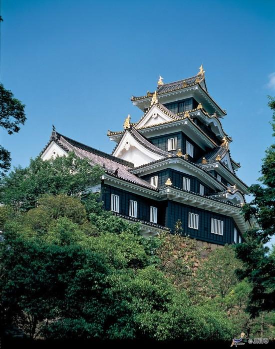 Okayama Castle ©Okayama-ken Kanko Renmei/©JNTO