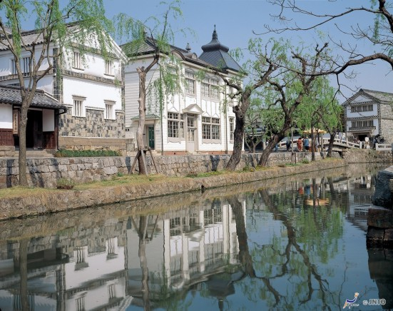 Kurashiki Historical Area ©Okayama-ken Kanko Renmei/©JNTO