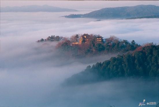 Bitchu-Matsuyama Castle ©Okayama-ken Kanko Renmei/©JNTO