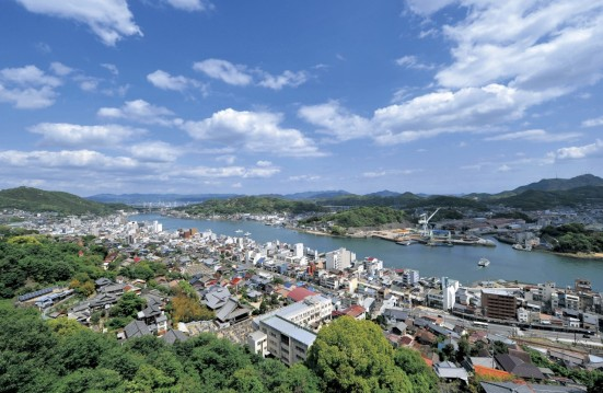 Onomichi City View ©Hiroshima Prefecture / ©JNTO