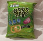 Onion rings from China