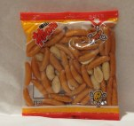 Rice crackers with peanuts from Japan