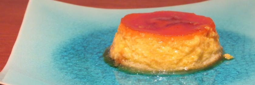 Kabocha Pudding