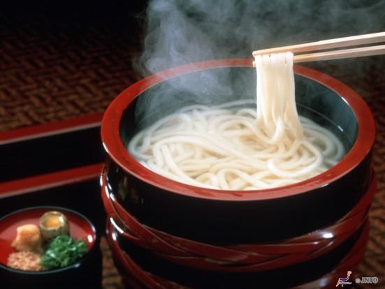 Sanuki Udon Noodles ©JNTO