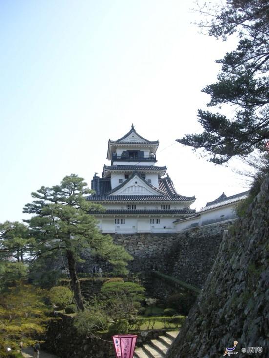Kochi Castle © JNTO