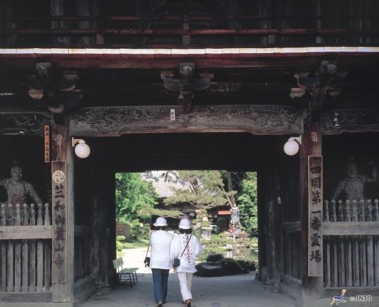 Ryozenji ©Tokushima Prefecture/©JNTO