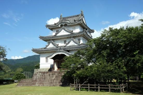 Uwajima Castle ©JNTO