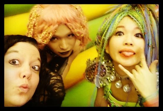Getting crazy & kawaii at the Kawaii Monster Cafe in Tokyo