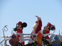 DisneySea - the most magical place on earth, especially at Christmas!