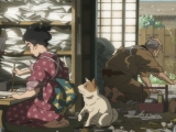 Japan Foundation Touring Film Programme 2016: Miss Hokusai (百日紅)