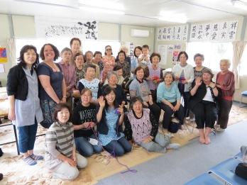 Yarn Alive in Shichigahama