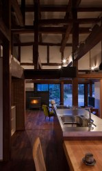 Old Japanese Timber House Renovation by Igawa Architects