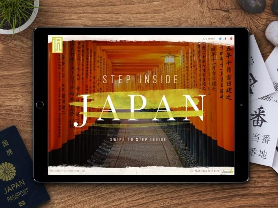 StepInside Japan
