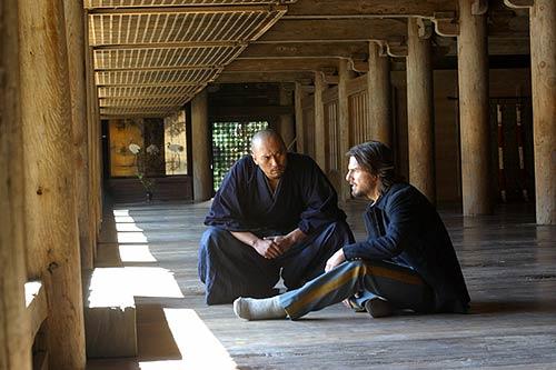 The Last Samurai, starring Tom Cruise and Ken Watanabe