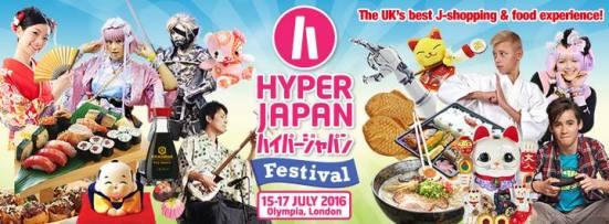 HYPER JAPAN Festival 2016