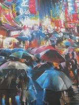 Japan-inspired street art inBristol