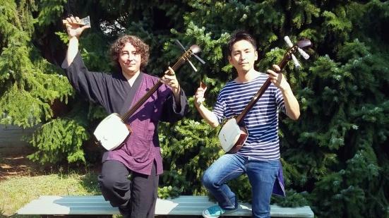 Kevin Kmetz & Hibiki Ichikawa